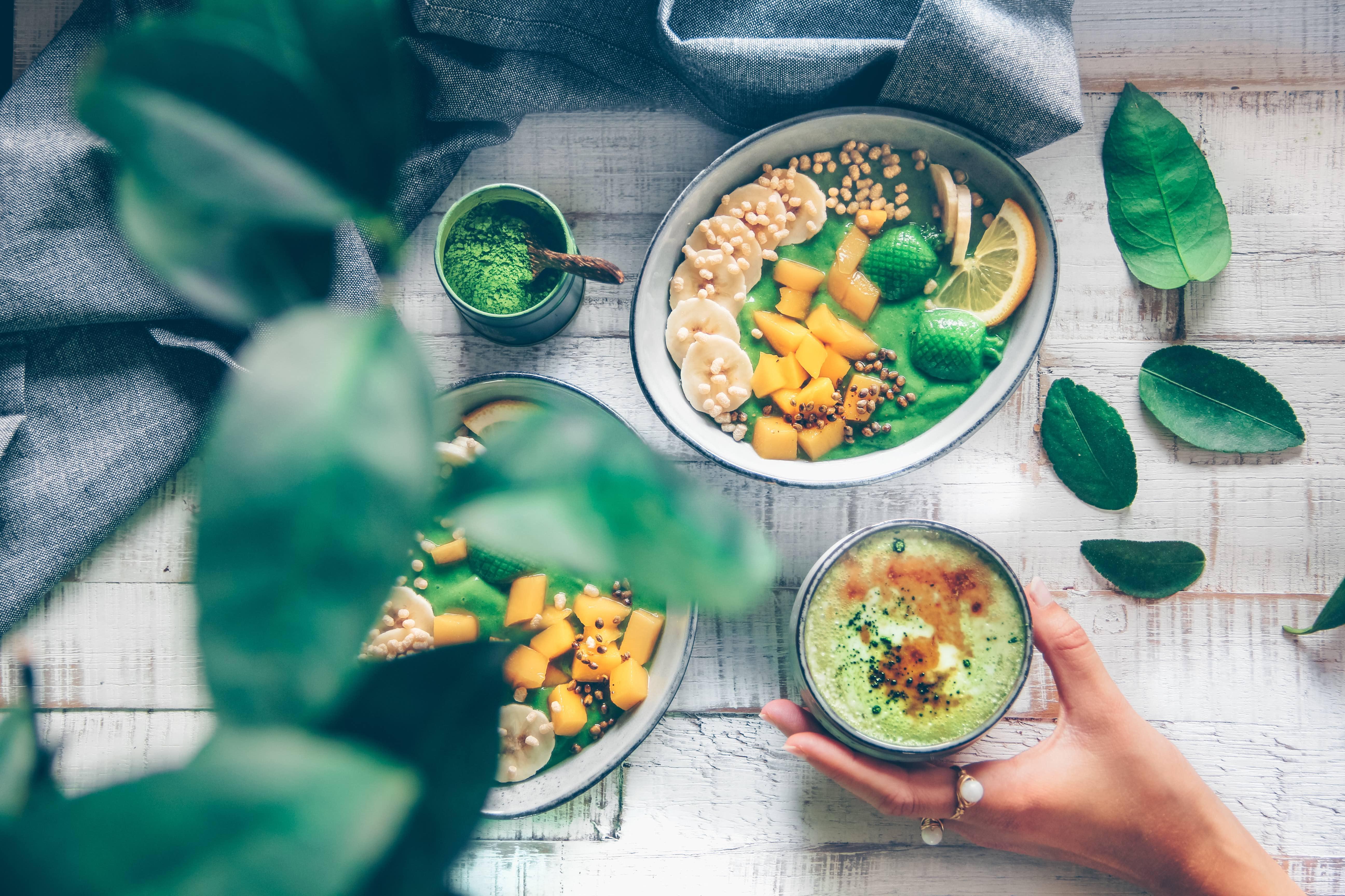 8 positive Effekte von grünen Smoothies