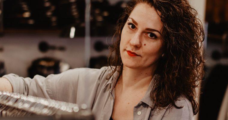 Für einen besseren Planeten: Rebekka im Interview