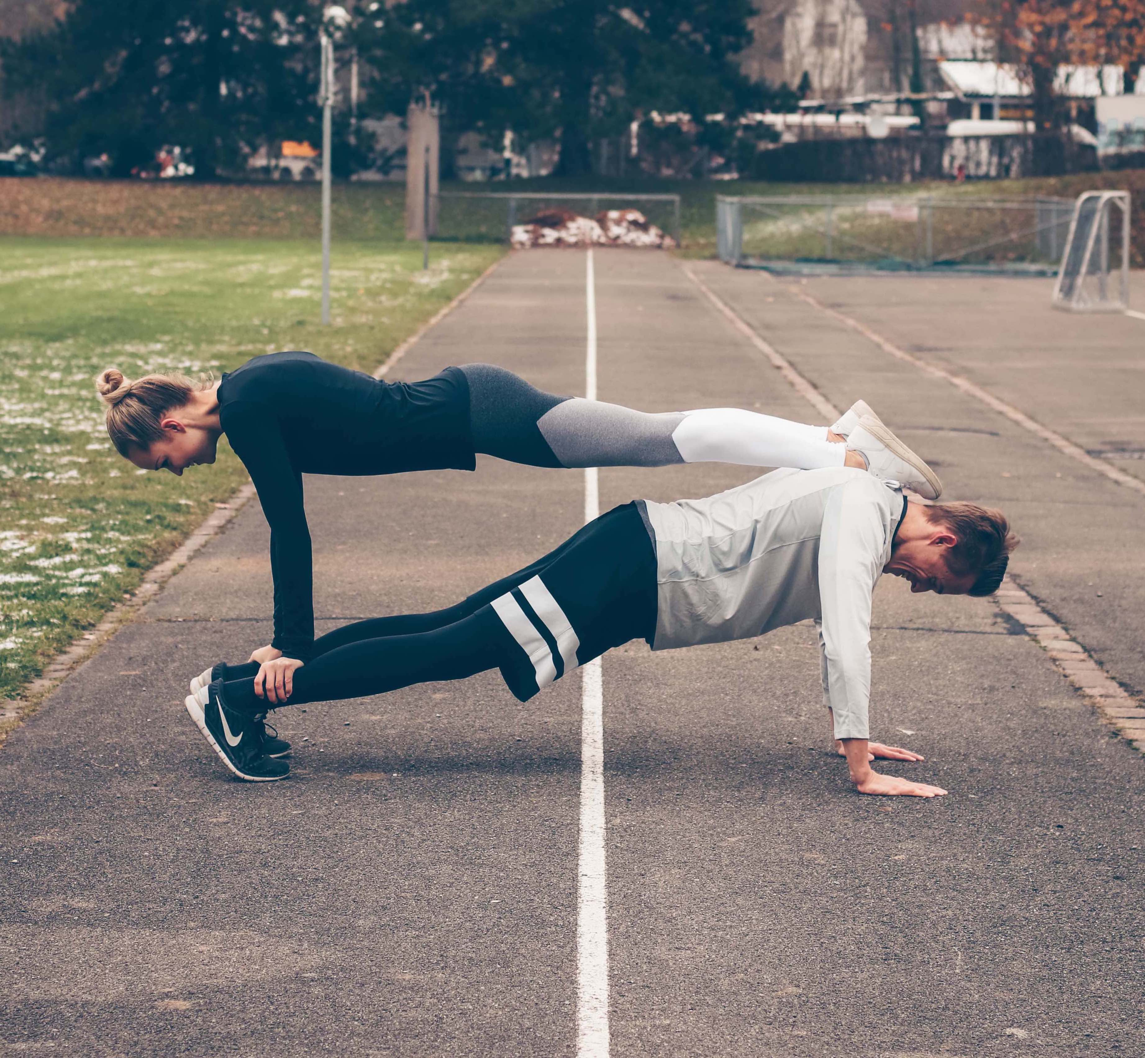 Workout-Routine: So bleibe ich fit