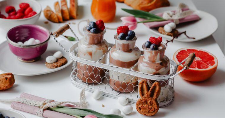 Osterbrunch: 5 vegane und einfache Rezepte #osternwirdjöö