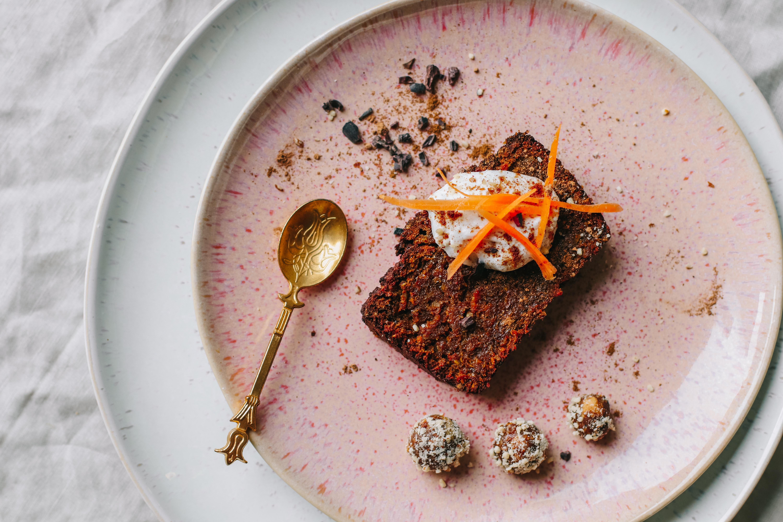 Mein liebster Karotten-Ingwer Kuchen (glutenfrei + zuckerfrei)