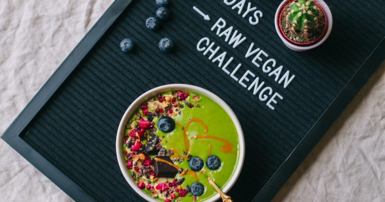 7 days raw vegan diet – is it really that healthy?
