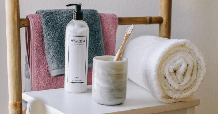 Meine Morgenroutine: 6 Tipps für ein nachhaltigeres Badezimmer
