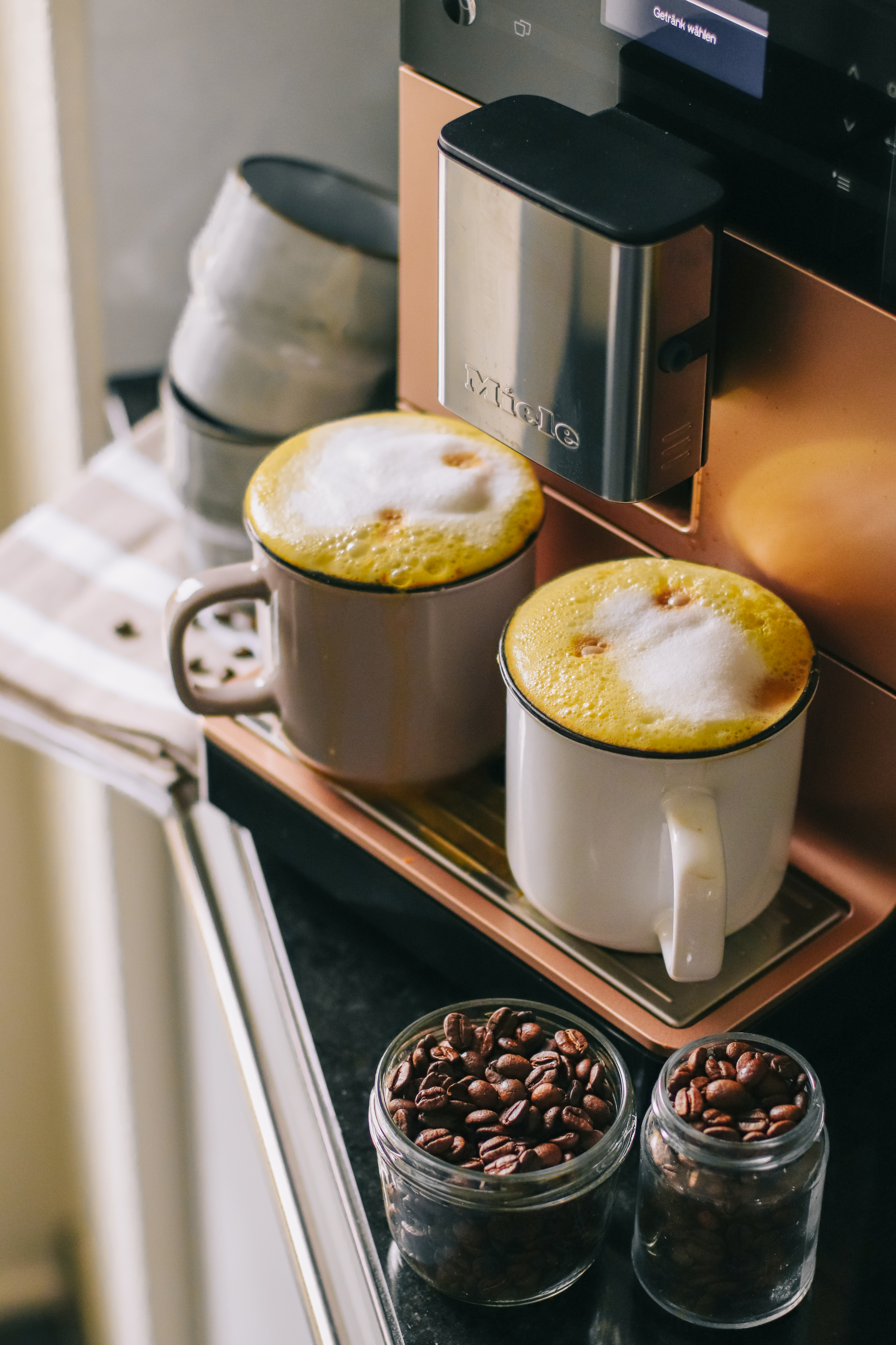 Kaffee Kurkuma Latte – der besondere Health Kick für kalte Wintertage