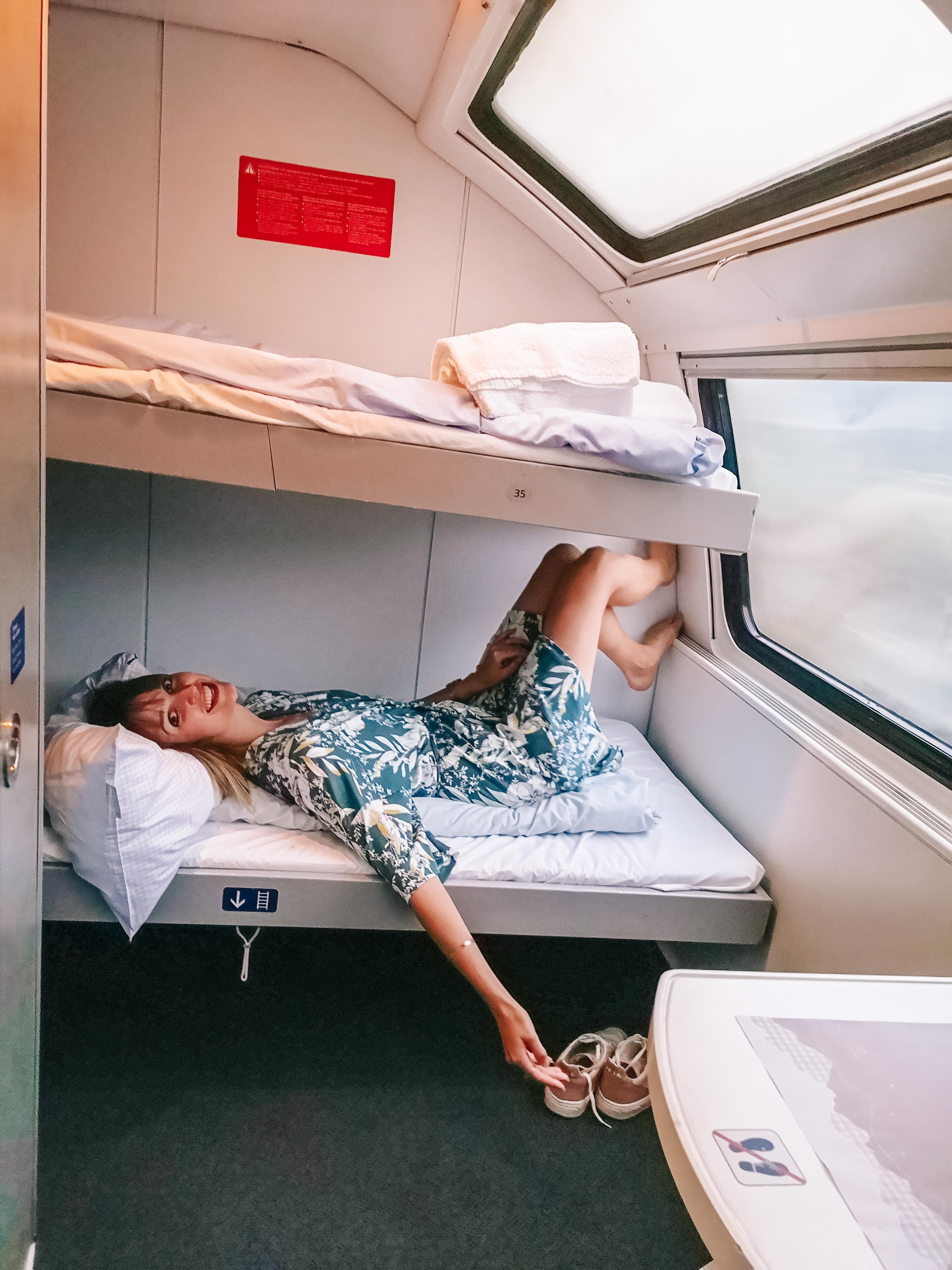 Im Schlafwagen nach Hamburg: Lohnt es sich (zeitlich, finanziell und umwelttechnisch)?