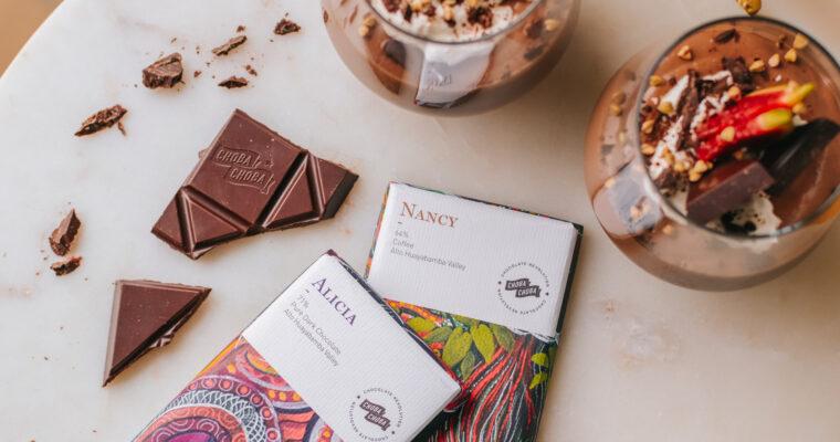 Kein Schoggi-Job: Wie produziert man Schokolade nachhaltig und fair? Ein Interview mit Choba Choba