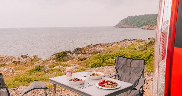 Campervan Food Diary – einfache, realistische & gesunde Rezepte für unterwegs
